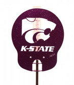 Kansas State Wildcats Rain Gauge