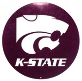 Kansas State Wildcats 24 Inch Scenic Art Wall Design