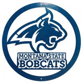 Montana State Bobcats 24 Inch Scenic Art Wall Design