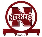 Nebraska Cornhuskers Key Chain Holder Hanger