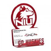 Northern Illinois Huskies  Business Card Holder