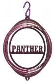 Northern Iowa Panthers Tini Swirly Metal Wind Spinner