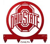 Ohio State Buckeyes Key Chain Holder Hanger