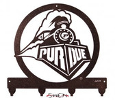 Purdue Boilermakers Key Chain Holder Hanger