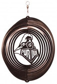 Purdue Boilermakers Circle Swirly Metal Wind Spinner