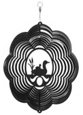 Loon Cloud Black Wind Spinner