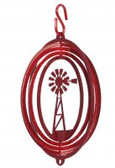 Windmill Tini Red Wind Spinner