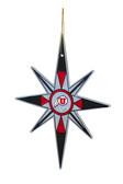 Utah Utes Snowflake Ornament