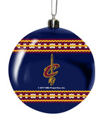Cleveland Cavaliers 3in Sweater Ball Ornament