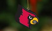 Louisville Cardinals 3D Logo Ornament