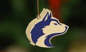 Washington Huskies 3D Logo Ornament