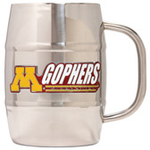Minnesota Golden Gophers Macho Barrel Mug - 32 oz. - Minnesota Golden Gophers
