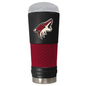 Arizona Coyotes The 24oz Powder Coated DRAFT - Vacuum Insulated Tumbler - Arizona Coyotes