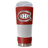 Montreal Canadiens The 24oz Powder Coated DRAFT - Vacuum Insulated Tumbler - Montreal Canadiens