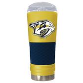 Nashville Predators The 24oz Powder Coated DRAFT - Vacuum Insulated Tumbler - Nashville Predators
