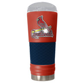 St. Louis Cardinals The 24oz Powder Coated DRAFT - Vacuum Insulated Tumbler - St. Louis Cardinals