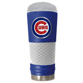 Chicago Cubs The 24oz Powder Coated DRAFT - Vacuum Insulated Tumbler - Chicago Cubs
