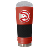 Atlanta Hawks The 24oz Powder Coated DRAFT - Vacuum Insulated Tumbler - Atlanta Hawks