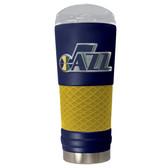Utah Jazz The 24oz Powder Coated DRAFT - Vacuum Insulated Tumbler - Utah Jazz