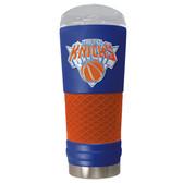 New York Knicks The 24oz Powder Coated DRAFT - Vacuum Insulated Tumbler - New York Knicks