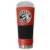 Toronto Raptors The 24oz Powder Coated DRAFT - Vacuum Insulated Tumbler - Toronto Raptors