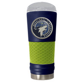 Minnesota Timberwolves The 24oz Powder Coated DRAFT - Vacuum Insulated Tumbler - Minnesota Timberwolves