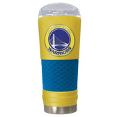 Golden State Warriors The 24oz Powder Coated DRAFT - Vacuum Insulated Tumbler - Golden State Warriors