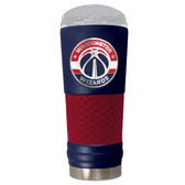 Washington Wizards The 24oz Powder Coated DRAFT - Vacuum Insulated Tumbler - Washington Wizards