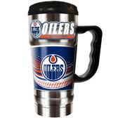 Edmonton Oilers 20oz Travel Mug