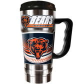 Chicago Bears 20oz Travel Mug
