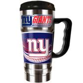 New York Giants 20oz Travel Mug