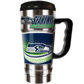Seattle Seahawks 20oz Travel Mug