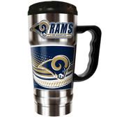 St. Louis Rams 20oz Travel Mug
