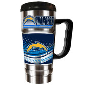 San Diego Chargers 20oz Travel Mug