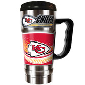 Kansas City Chiefs 20oz Travel Mug