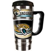 Jacksonville Jaguars 20oz Travel Mug