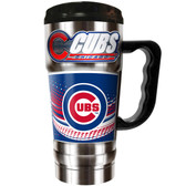 Chicago Cubs  20oz Travel Mug