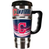 Cleveland Indians  20oz Travel Mug