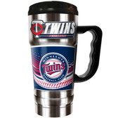 Minnesota Twins  20oz Travel Mug