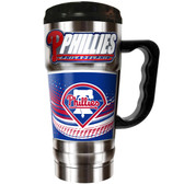 Philadelphia Phillies  20oz Travel Mug