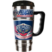 New Orleans Pelicans 20oz Travel Mug
