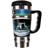 Minnesota Timberwolves Travel Mug