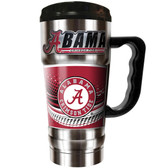 Alabama Crimson Tide 20oz Travel Mug