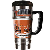 Texas Longhorns 20oz Travel Mug