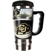 Colorado Buffaloes 20oz Travel Mug