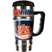 Auburn Tigers 20oz Travel Mug