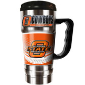 Oklahoma State Cowboys 20oz Travel Mug