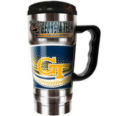 Georgia Tech Yellow Jackets 20oz Travel Mug