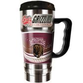 Montana Grizzlies 20oz Travel Mug