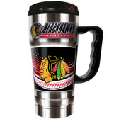 Chicago Blackhawks 20oz Champ Travel Mug